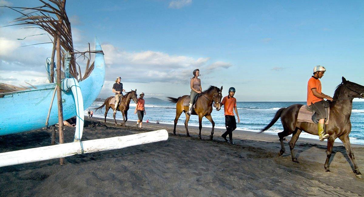 Bali Horse Riding Saba Beach Horse Stable Bali Star Island