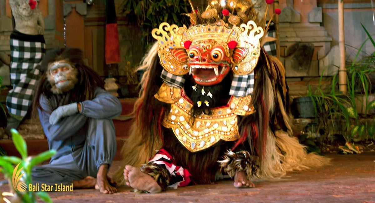 Bali Barong Tours