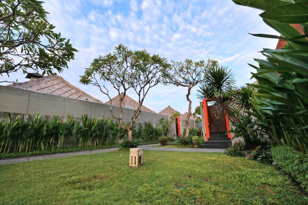 Lush Garden Villa Jerami Seminyak Bali Star Island
