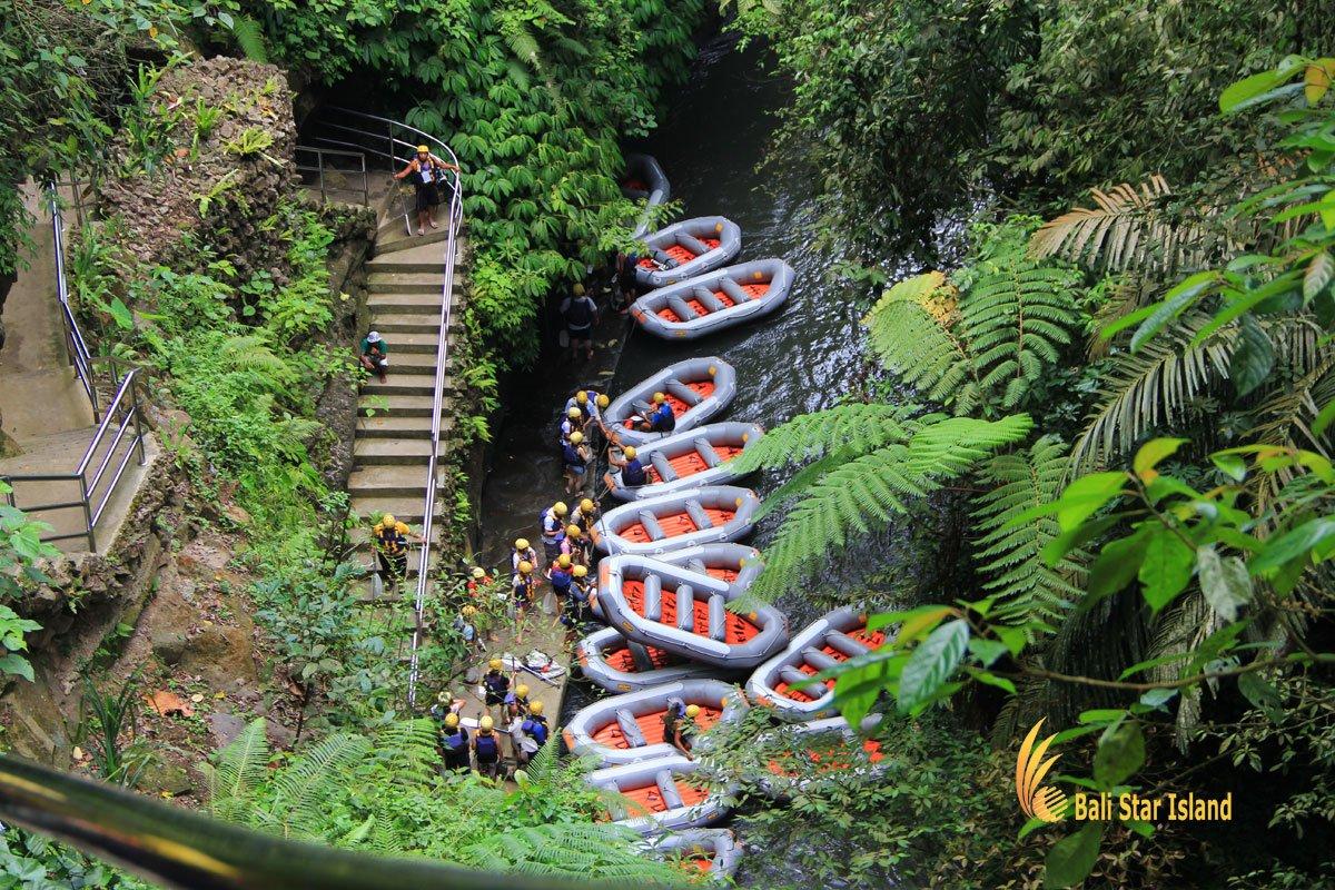 Rafting Boats | Bali Adventure Tours Rafting