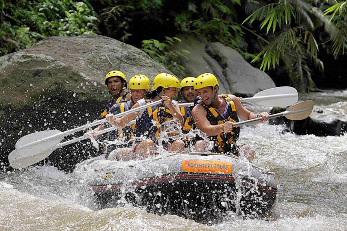 Splash Water | Bali Adventure Tours Rafting
