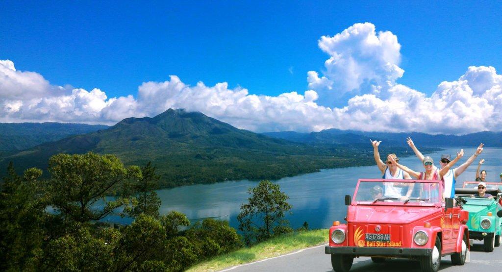 Bali Vw Safari Tours Volkswagen Explore Balinese Rural