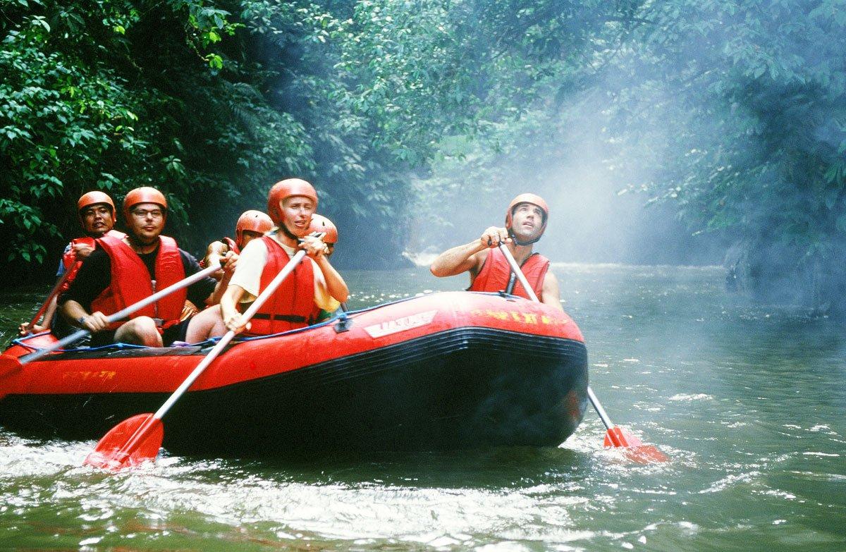 Ayung River Rafting | Bali River Rafting Adventures
