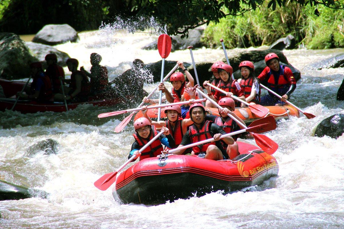 Fun Rafting Group – Ayung River Rafting