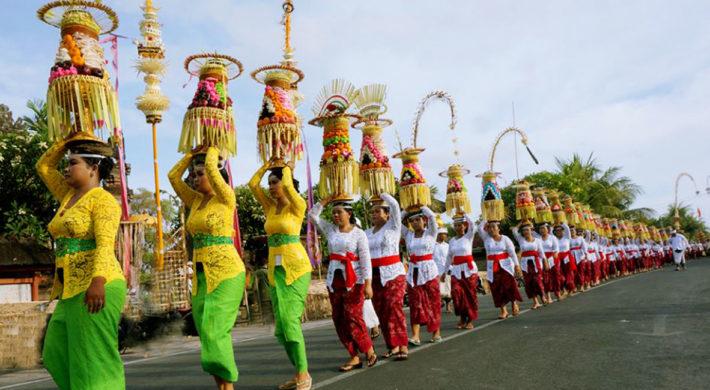 balinese cultures unique hindu religion bali information