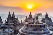Yogyakarta Borobudur Merapi Solo Tour