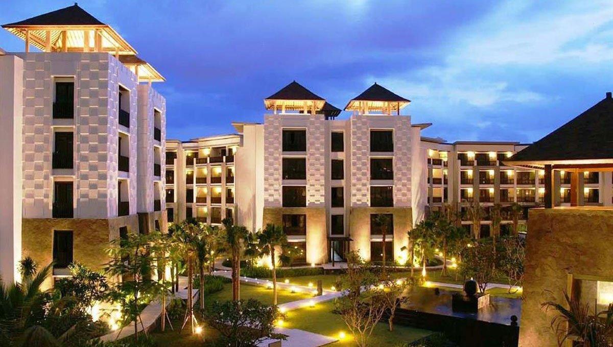 Pullman bali legian nirwana hotel 5 star kuta hotels for Hotels in legian bali