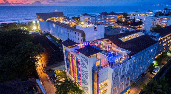 Western Kuta Beach Hotel