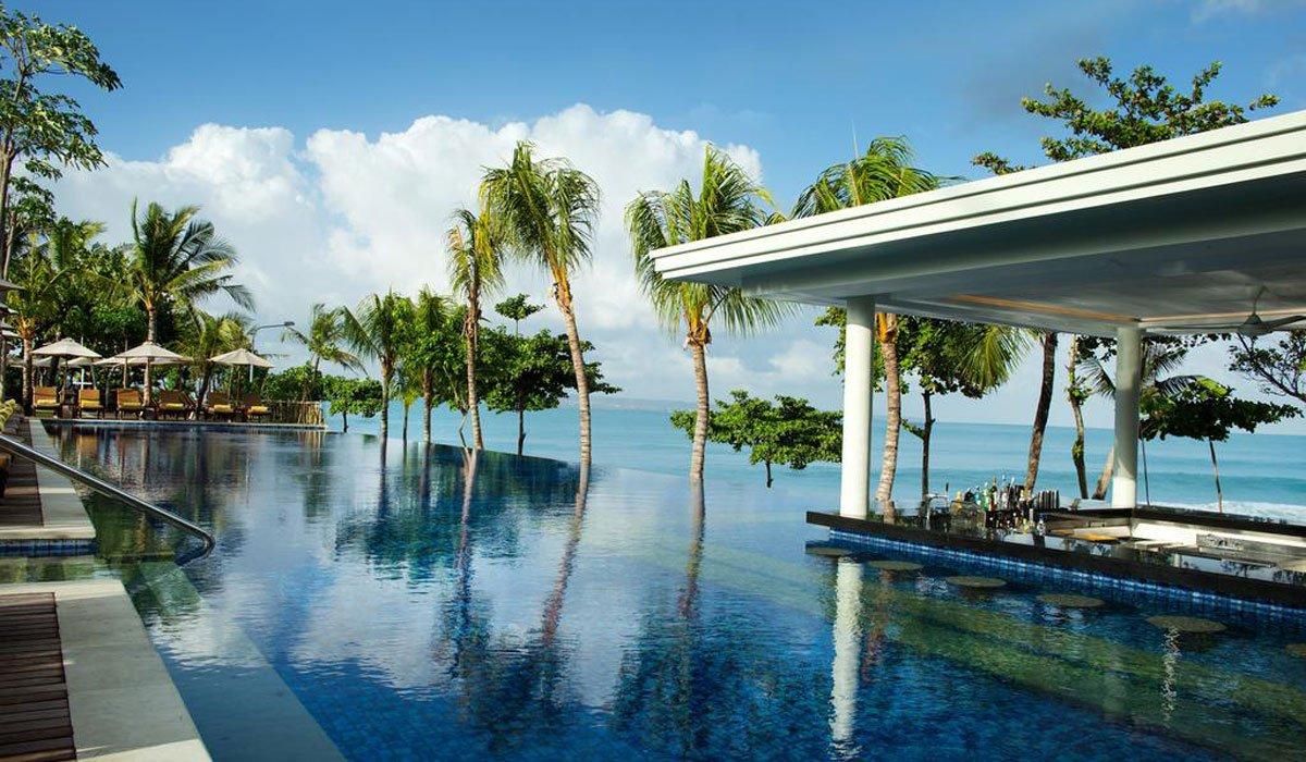 Padma resort legian kuta 5 star hotels offers best rates for Hotels in legian bali