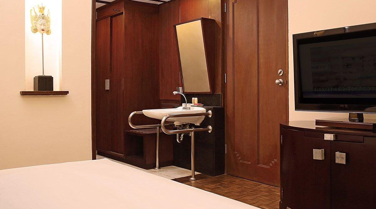 Disabled Room Ramada Bintang Bali Resort Kuta Hotels