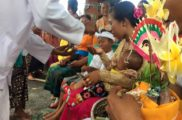 What an Unique Balinese Baby Ceremony in Bali?