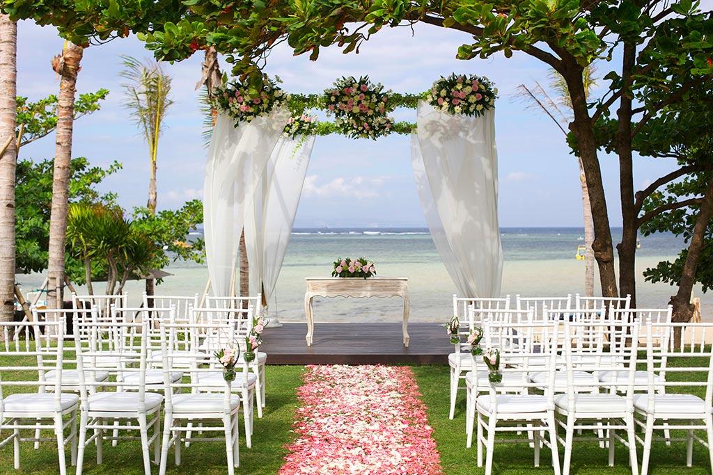 Regent bali sanur wedding