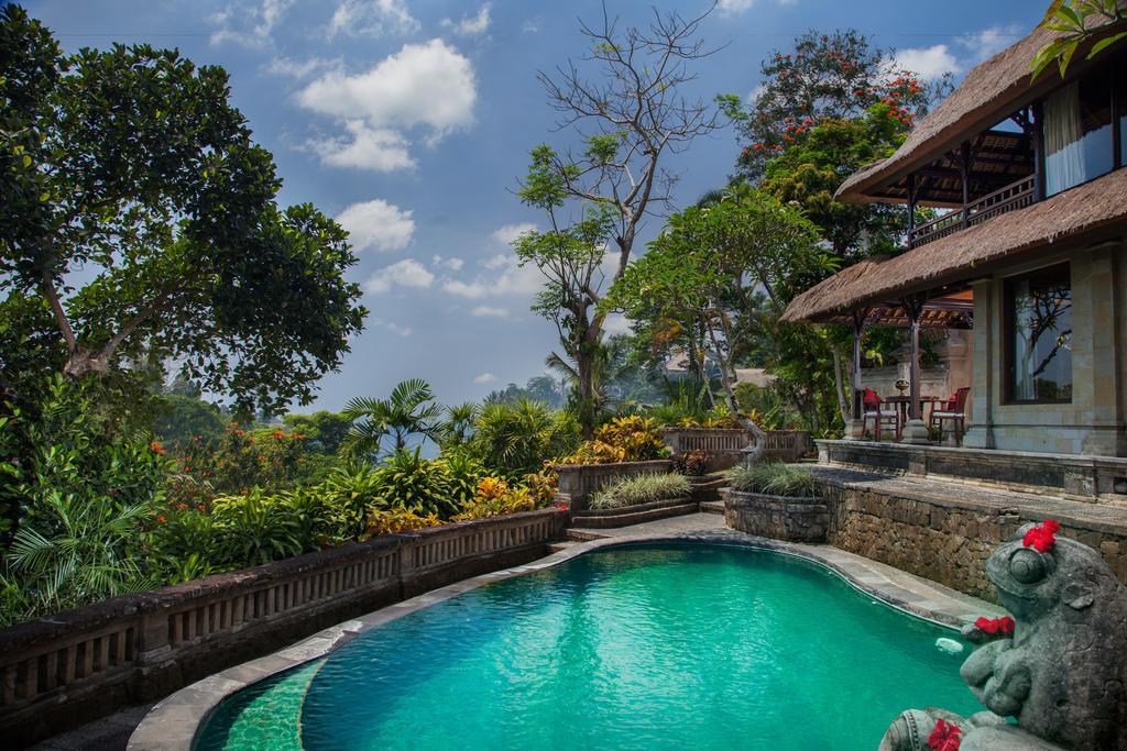 Private pool duplex villa pita maha bali star island for Garden pool villa ubud village resort