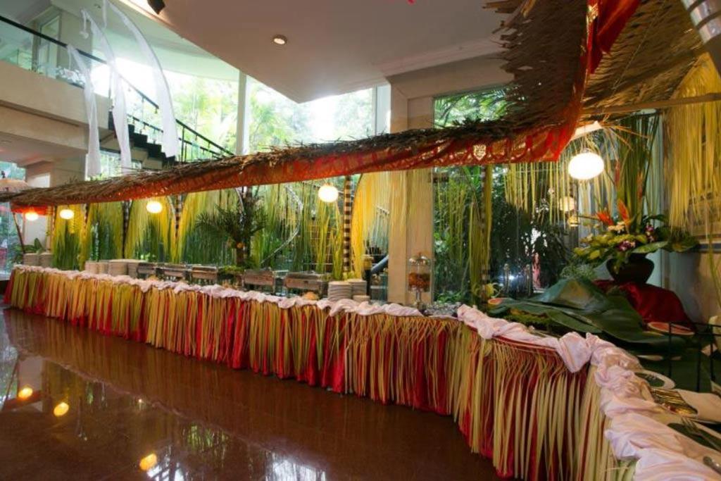 Hotel Parigata Resort Sanur Bali