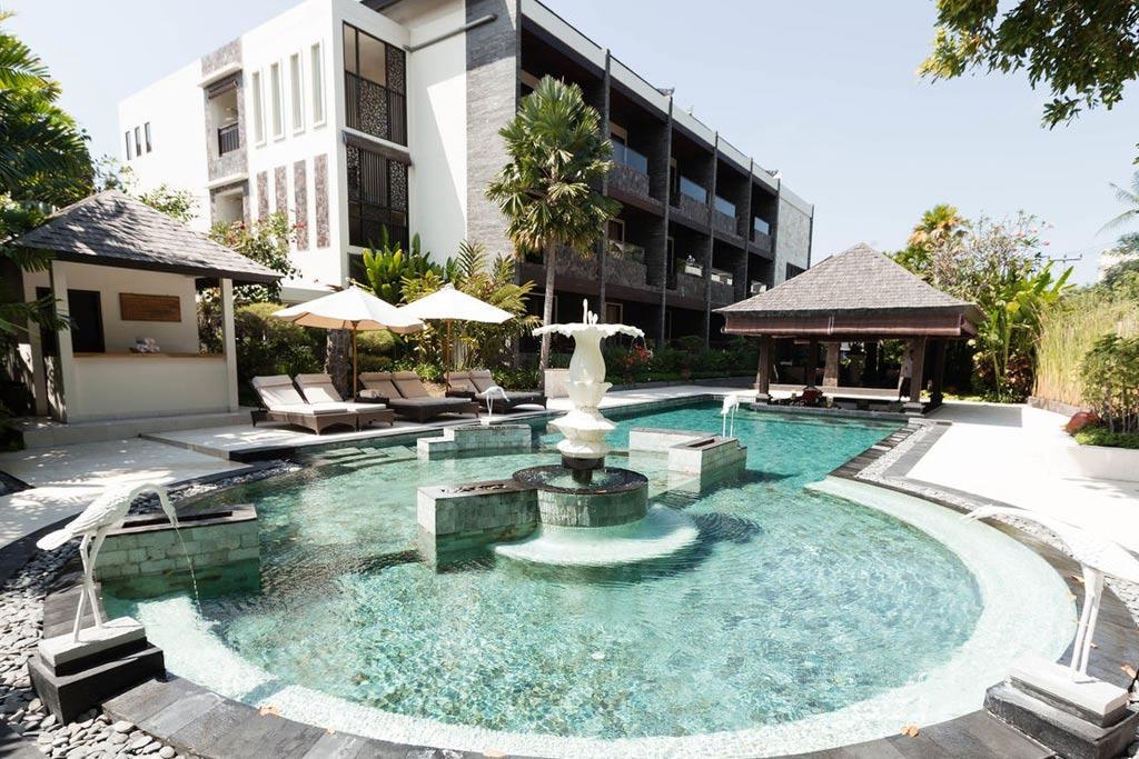 Pool Garden Resort Argao Of Garden Wing Pool The Seminyak Bali Beach Resort Bali
