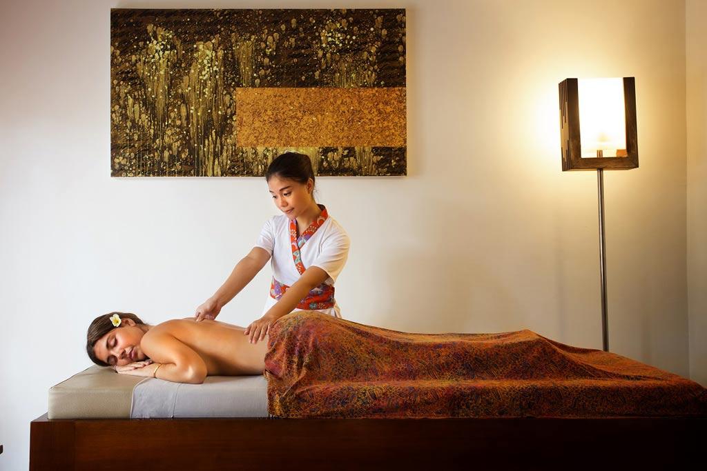 hotel body massage