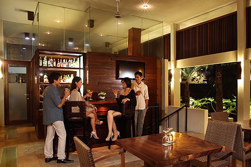 Bar le jardin boutique villa bali star island offers for Le jardin bar