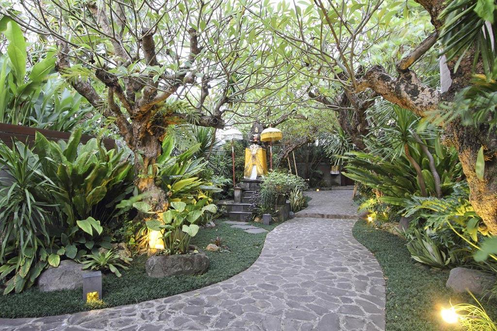 garden le jardin boutique villa bali star island