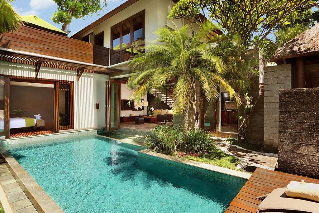 Private pool le jardin boutique villa bali star island for Boutique jardin
