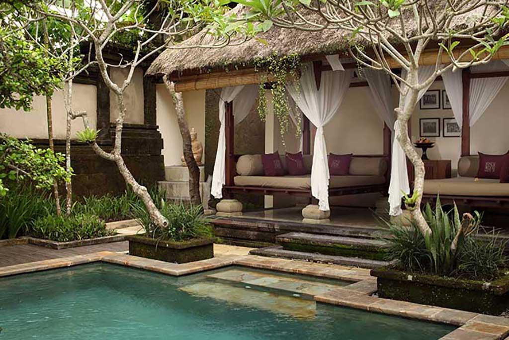 Suite terrace ubud village resort bali star island for Terrace ubud bali