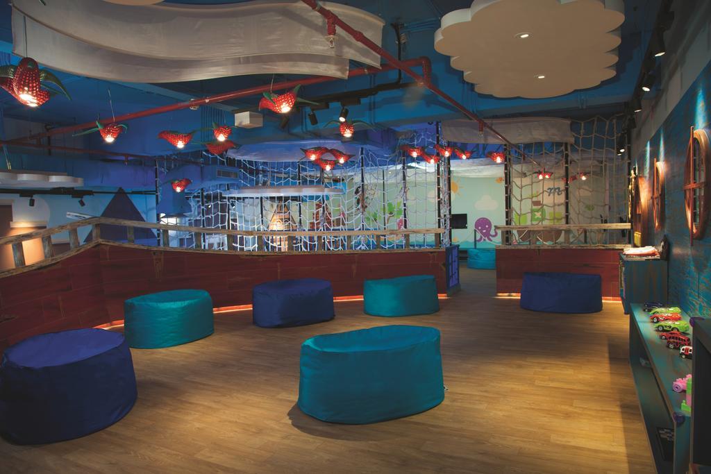 Movenpick resort jimbaran kids playground bali star for A star is born kids salon
