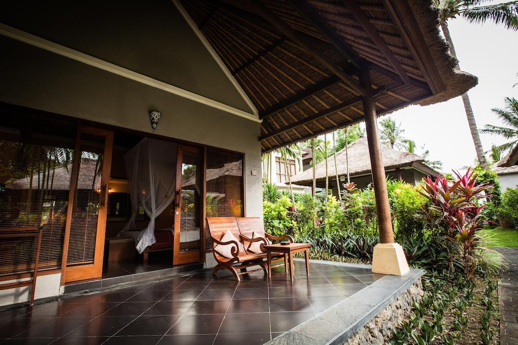 Terrace Superior Garden View Nirwana Resort Bali Star